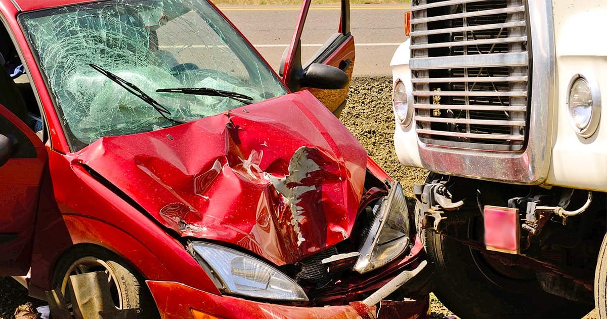 4 FAQs About Overloaded Truck Accident Claims