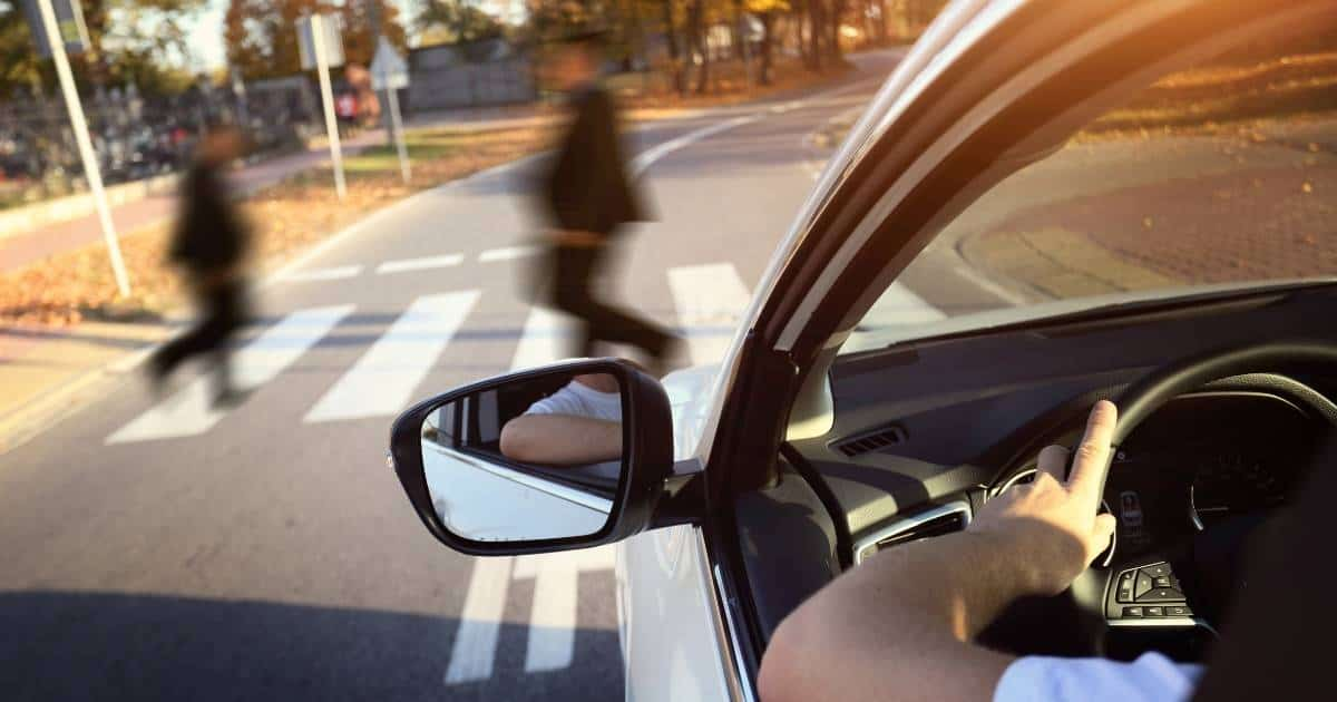 Liability for a Pedestrian Accident