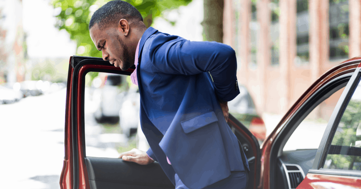 Blunt Force Trauma During Car Accident